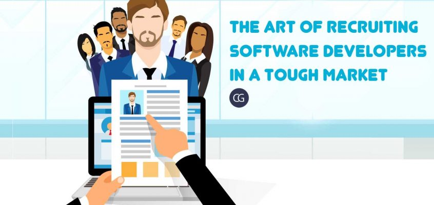 The Art Of Recruiting Software Developers In A Tough Market