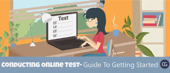Conducting Online Test – Getting Started Guide
