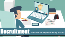 E-Recruitment: A Solution for Expensive Hiring Process