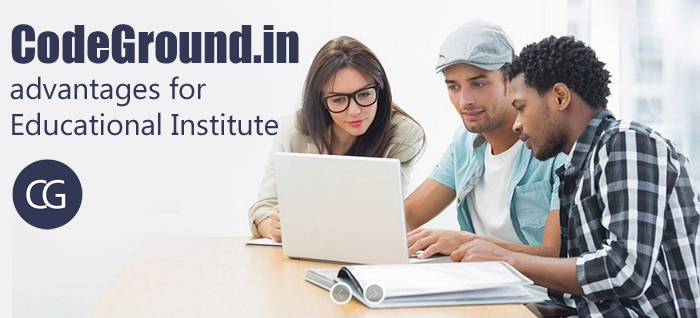 evalground.com advantages for Educational Institutes