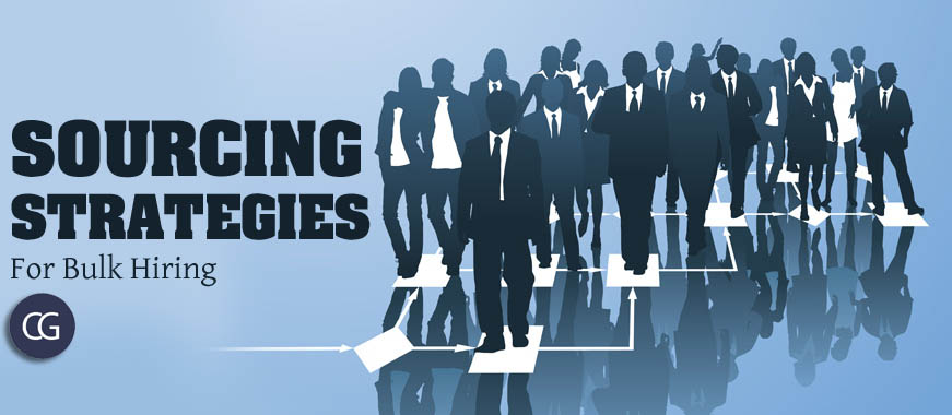 Best sourcing strategies for bulk hiring you may have missed!