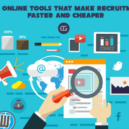 Top Online Tools that make recruitment faster and cheaper