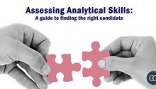 Assessing Analytical Skills: A guide to finding the right candidate