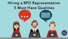 Hiring a BPO Rep
