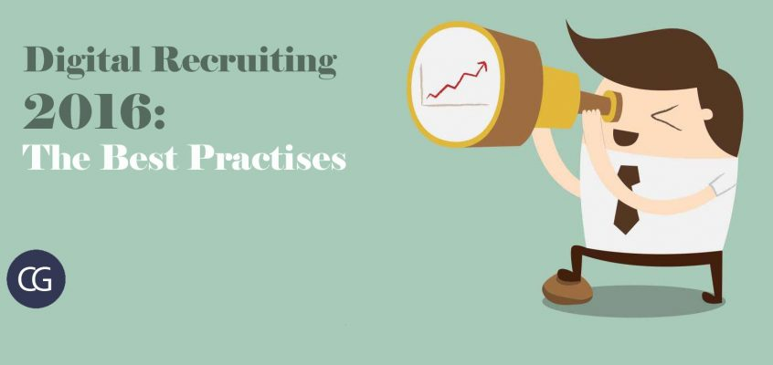 Digital Recruiting 2016: The Best Practices