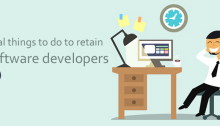 Real Things To Do To Retain Software Developers