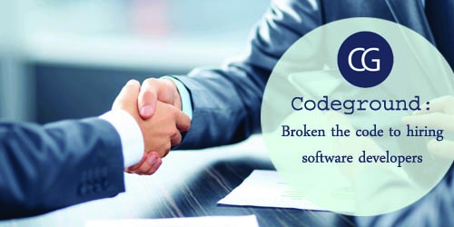Evalground: Broken the code to hiring software developers
