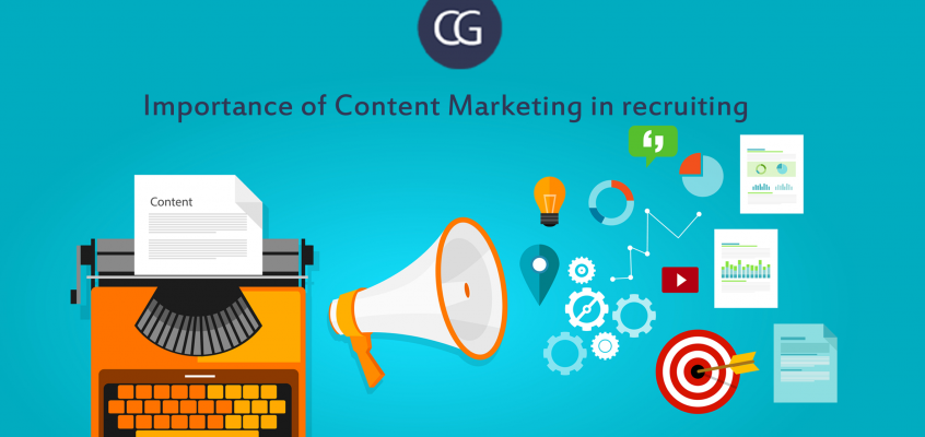Importance Of Content Marketing In Recruiting