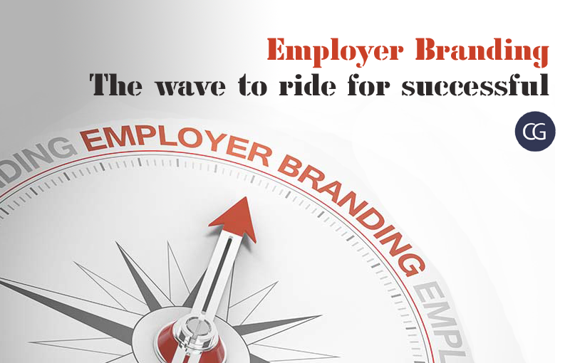 Employer Branding-The wave to ride for successful recruiting
