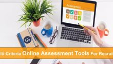 Multi-Criteria Online Assessment Tools For Recruiters