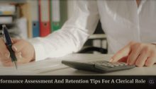 Performance Assessment And Retention Tips For A Clerical Role