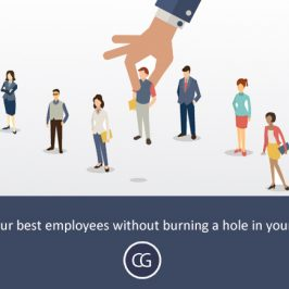 Get your best employees without burning a hole in your pocket