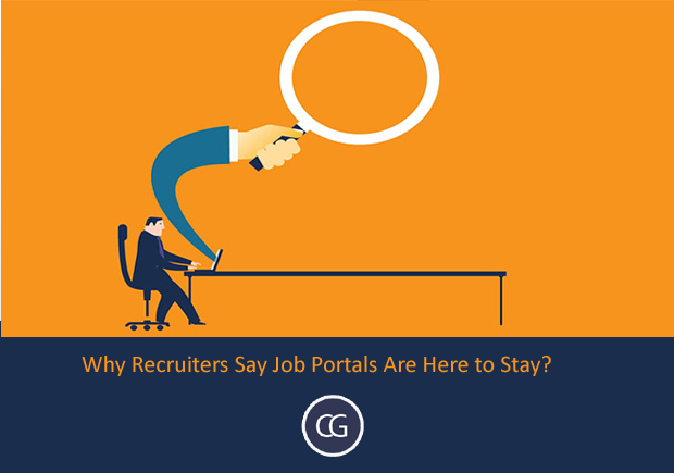 Why Recruiters Say Job Portals Are Here to Stay?