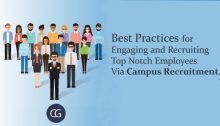 Best Practices for Engaging and Recruiting Top Notch Employees Via Campus Recruitment.