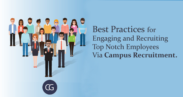 Best Practices for Recruiting Top Employees Via Campus Recruitment