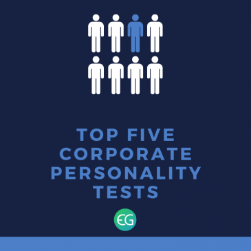 Top Five Corporate Personality Tests