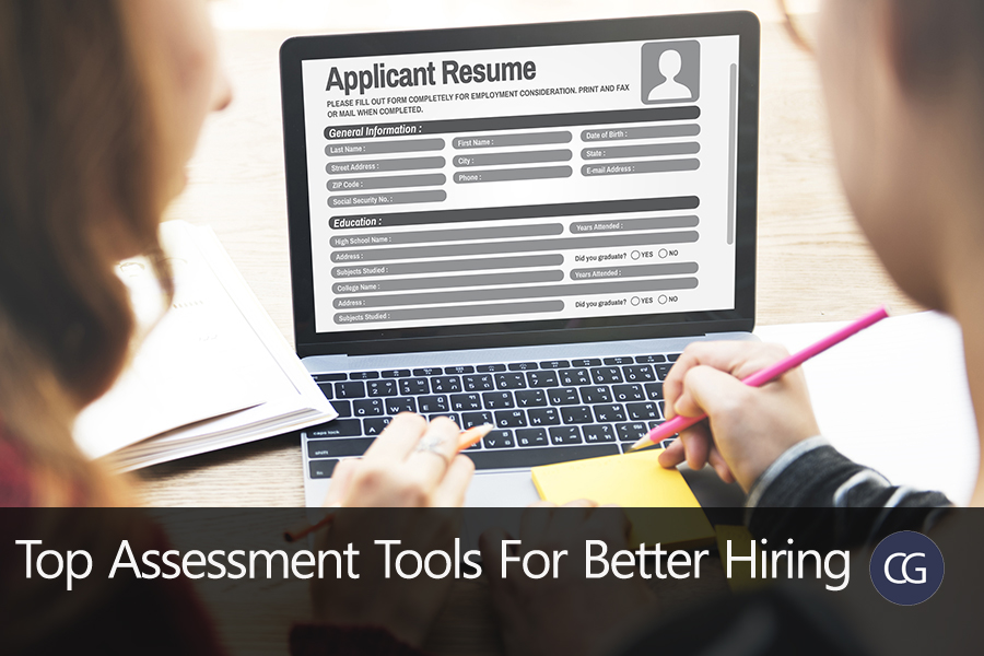 Top Assessment Tools For Better Hiring