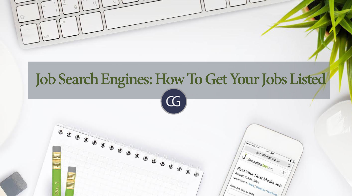 Job Search Engines: How to get your jobs listed