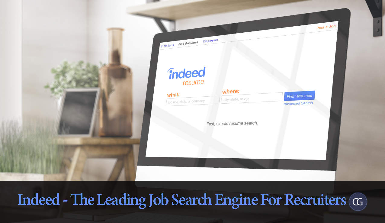 Indeed - The leading Job Search Engine For Recruiters