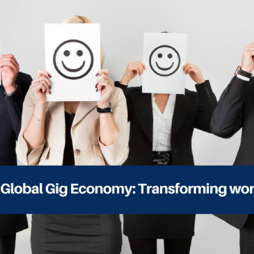 The Global Gig Economy: Transforming work culture