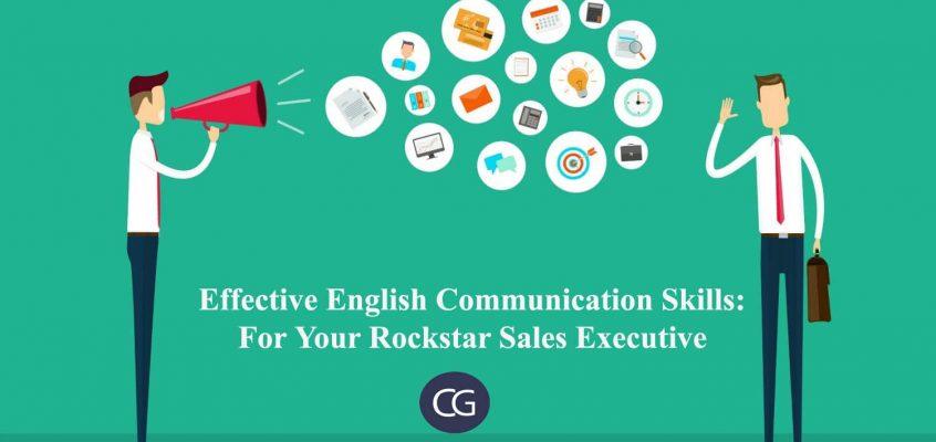 Effective english communication skills for sales profile