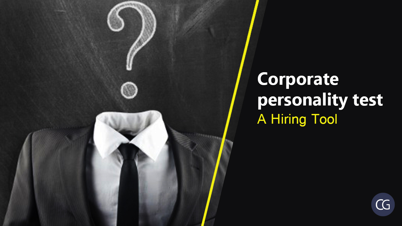 Corporate personality test-online assessments