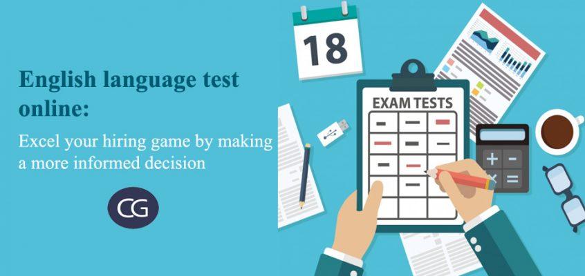 English Language Test Online