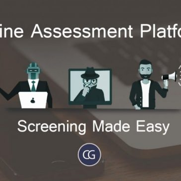 Online assessment platform- Screening Made Easy
