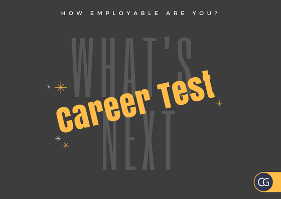 Career Test- What's Next?