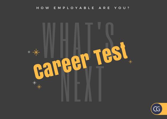 Career test- aptitude-self-assessment