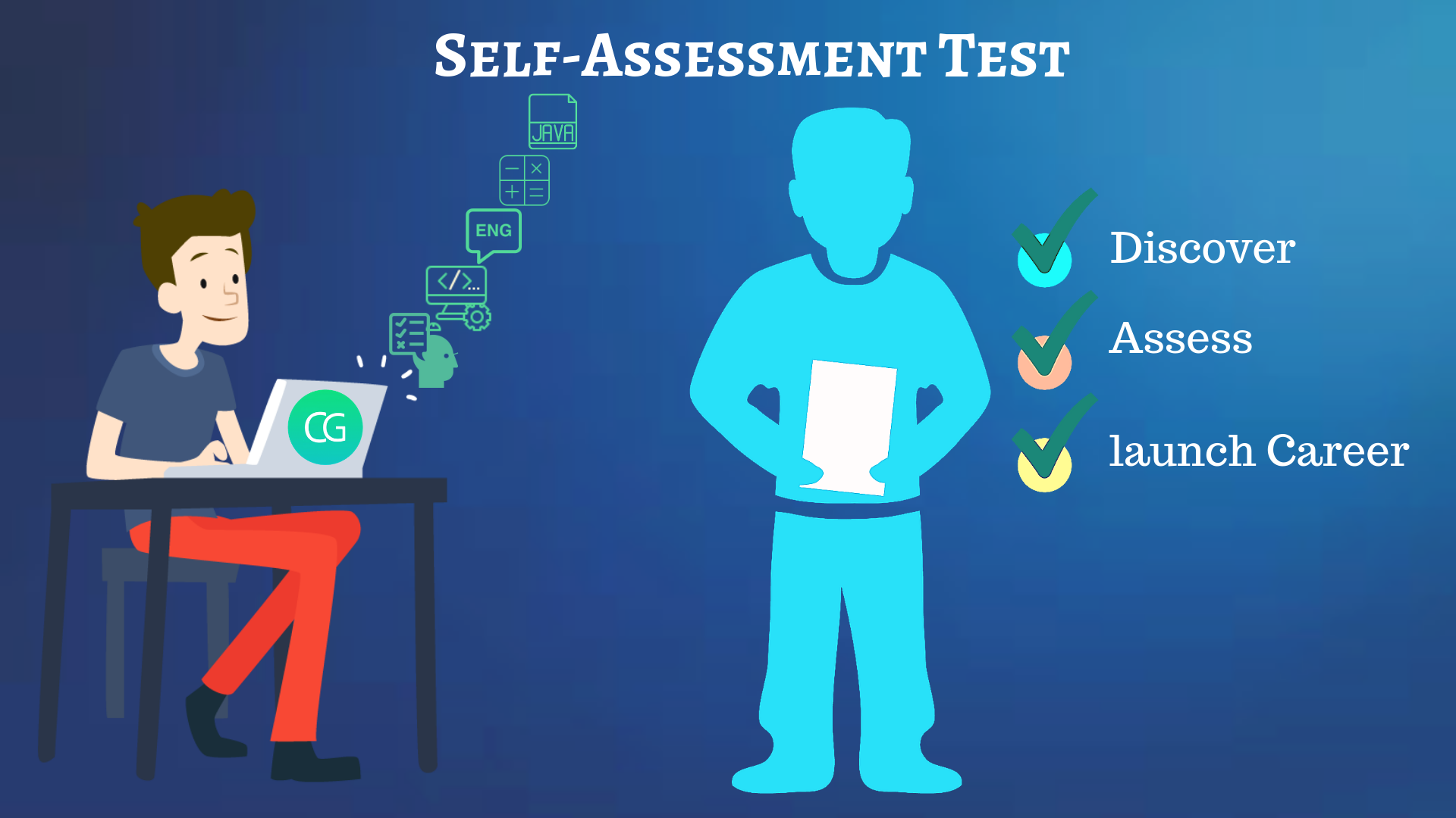 Self Assessment Test Helps You Find What Profession Suits Your