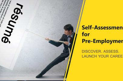 Self-assessment online assessment pre-emloyement