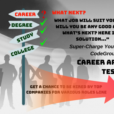Evalground's Career Aptitude Test To Catapult Your Career