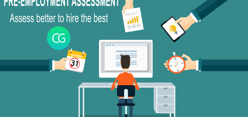 Pre-Employment Assessment