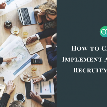 How to Create and Implement a Successful Recruitment Plan