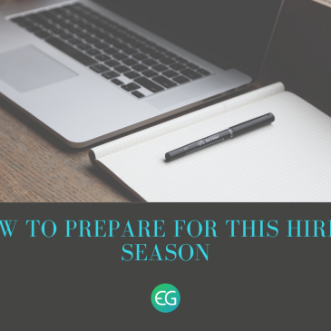 How To Be Prepared For This Hiring Season?