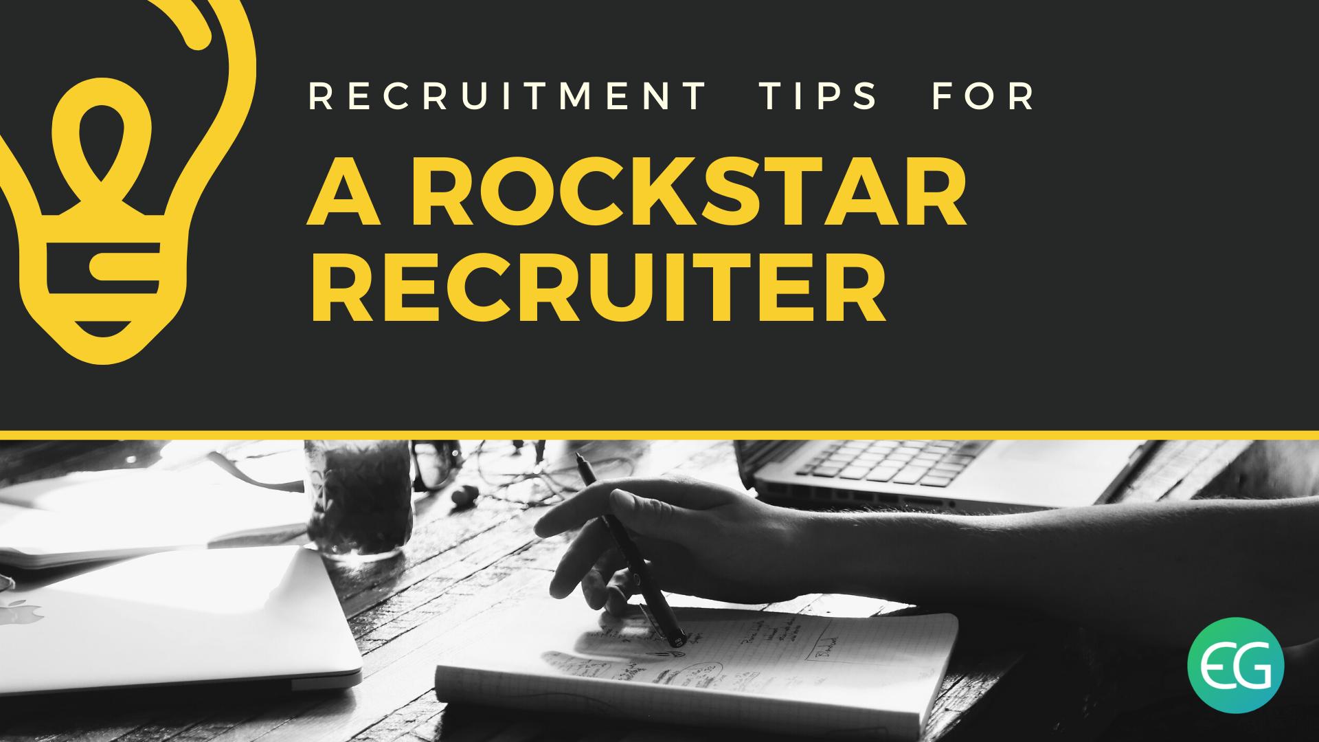 Recruitment tips for Recruiter