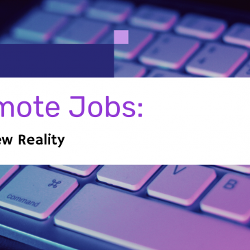 Remote Jobs: The New Reality