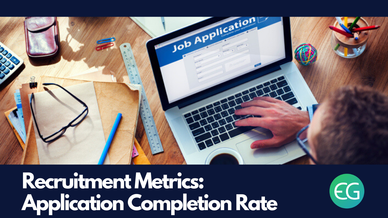 Application completion rate