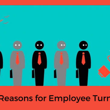 Top Reasons for Employee Turnover