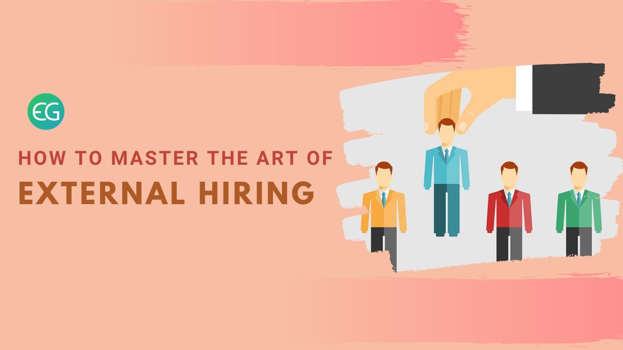 external hiring