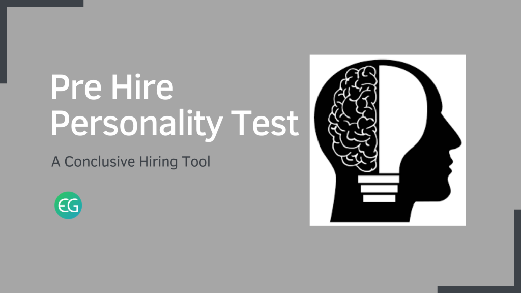 pre hire personality tests