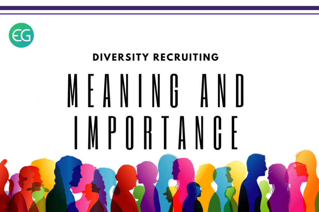 importance of diversity recruiting