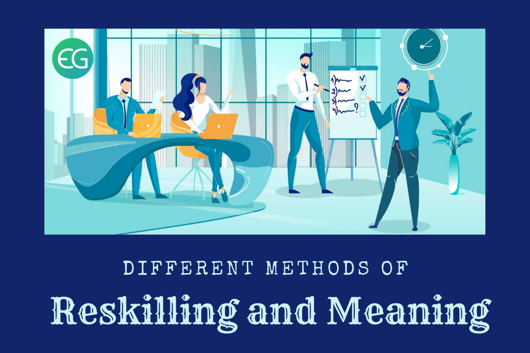 Reskilling and Meaning
