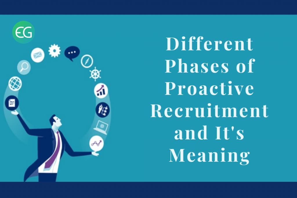 Phases of Proactive Recruitment