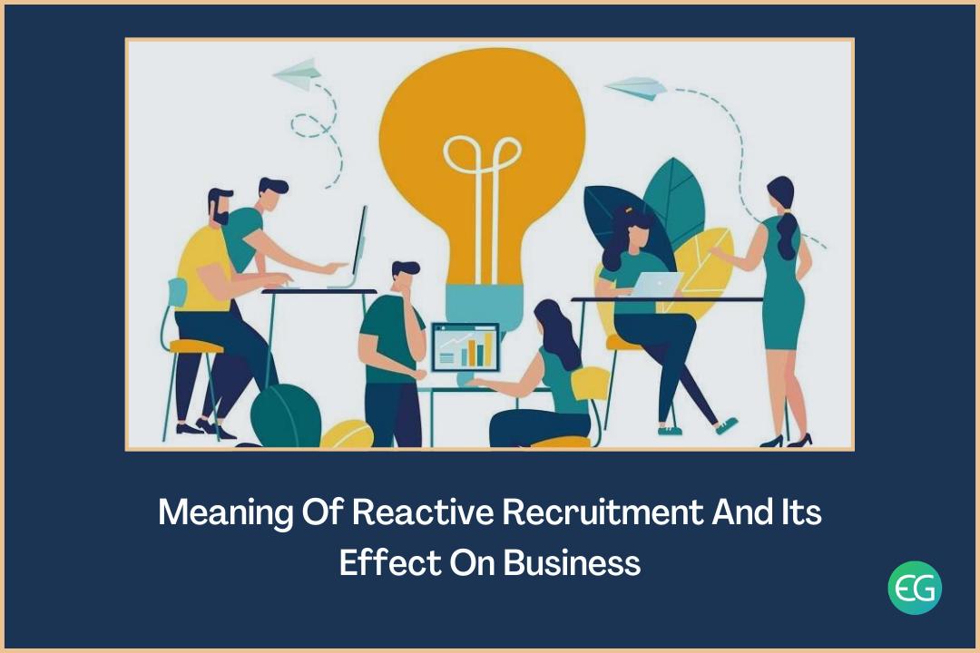 Reactive Recruitment