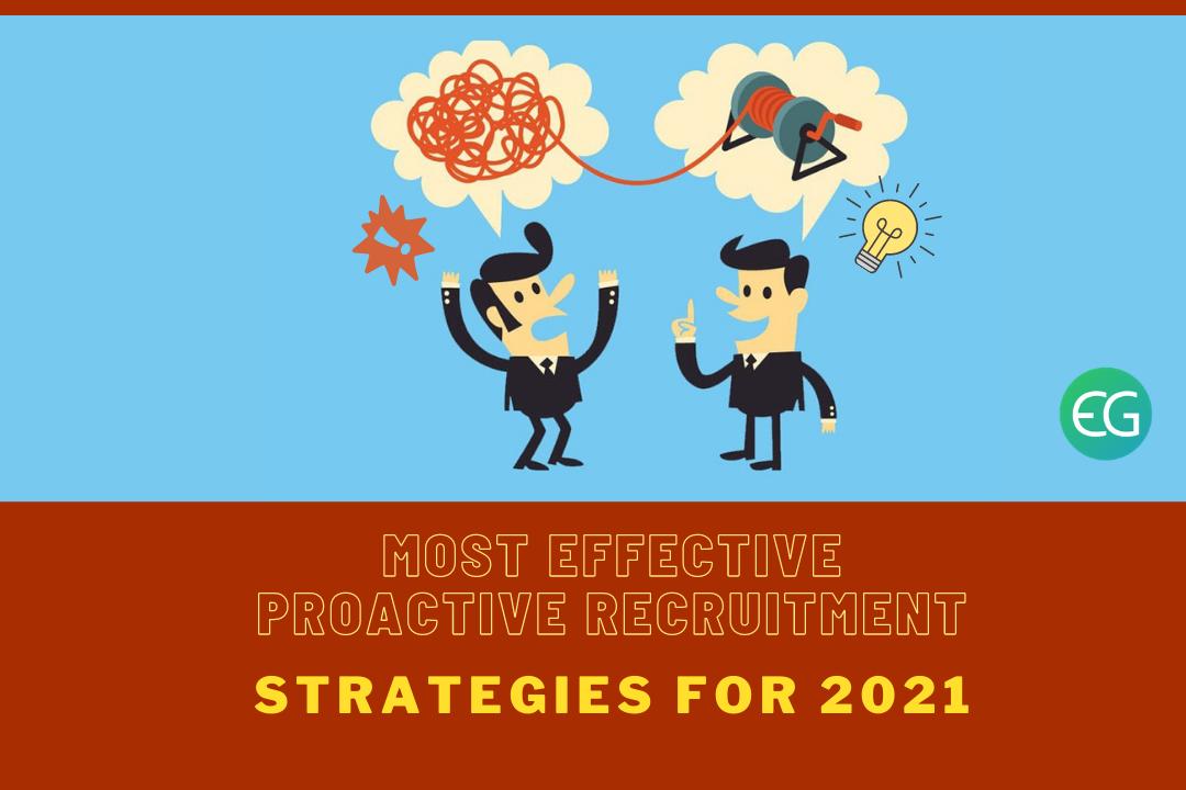 effective proactive Recruitment