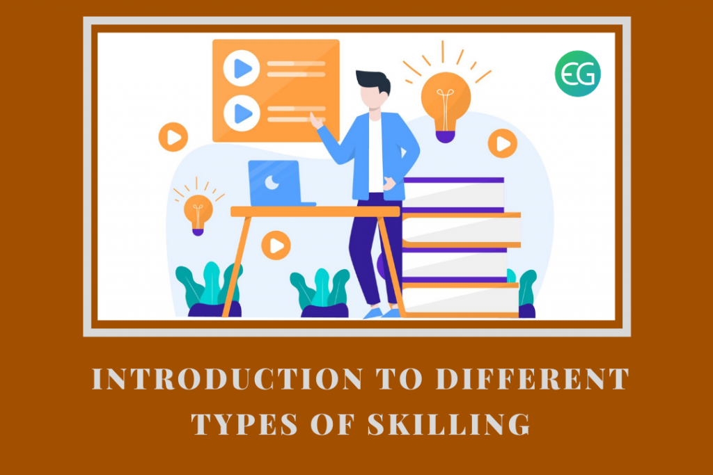 different types of skilling