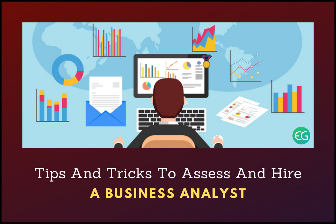 Hire a business analyst